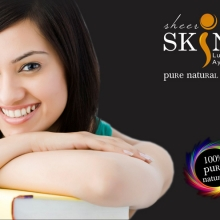 SHEER SKINZ - A LUXURIOUS AYURVEDA PURE NATURAL LIVING