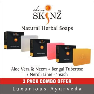 Aloe Vera & Neem + Bengal Tuberose + Neroli Lime