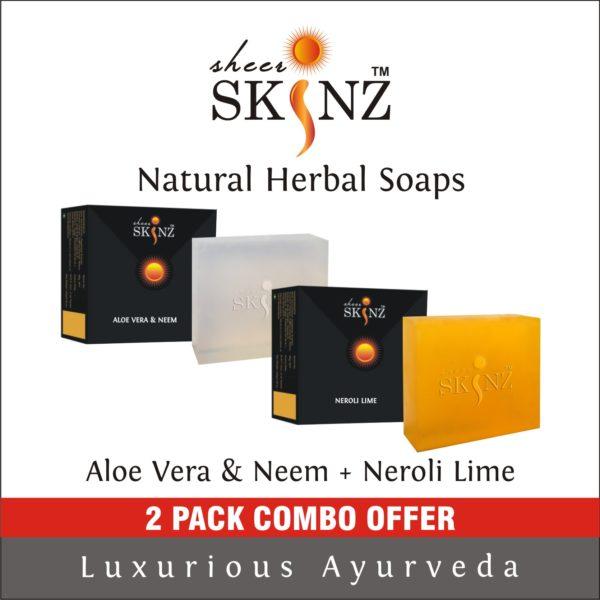 Aloe Vera & Neem + Neroli Lime
