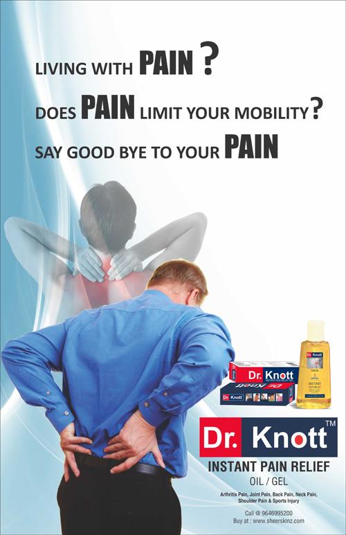 Dr. Knott Poster web